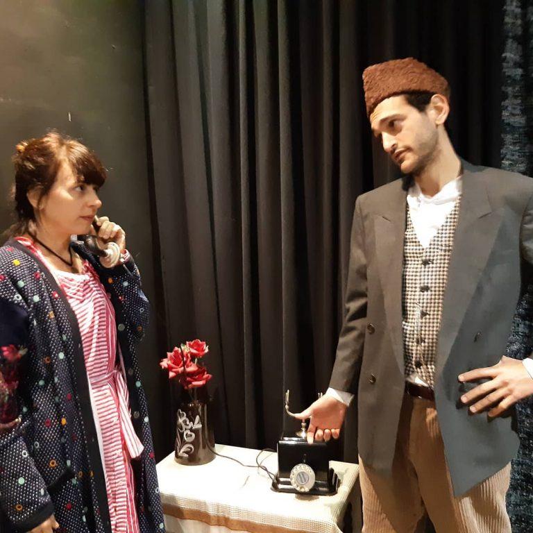 השחר - תיאטרון רב תרבותי | סטודיו התיאטרון